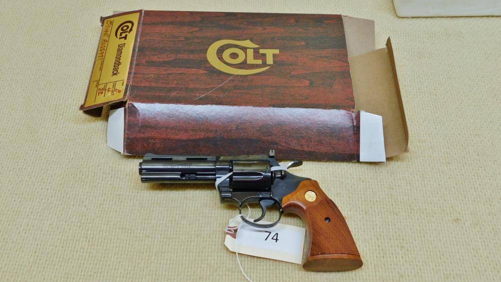 Colt Diamondback 22