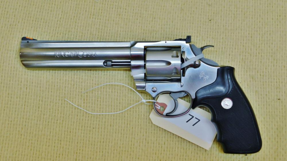 Colt King Cobra 357 S