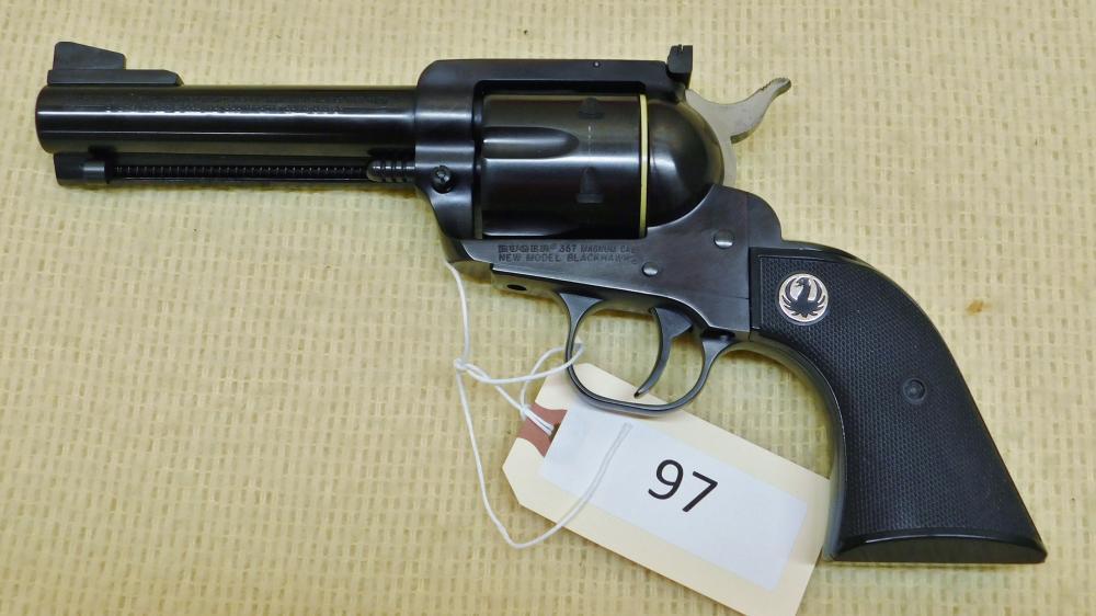 Ruger Blackhawk 357 Mag