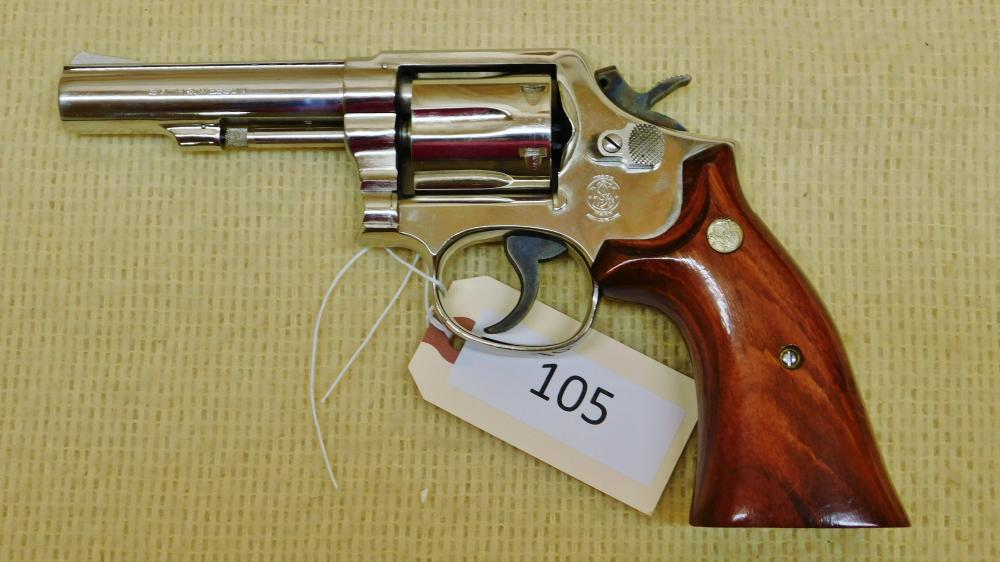 Smith & Wesson Model 10-8