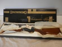 Browning Made in Belgium Light 20  vent rib 26 inch Barrel  Improved Cylinder  SN:71Z65440 In Box