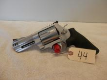 Smith and Wesson Model 500 Stainless  500 SW Caliber 4 Inch Ported Barrel SN: CJH7666