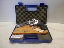 Smith and Wesson Model 686-5 Y2K Freedom 2000 1 of 200  Stainless 357 mag 6 inch Ported Barrel SN: CDM5135 New In Box