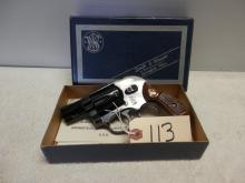 Smith and Wesson Model 49 Blue 38 special 2 inch  SN: 723009  with box