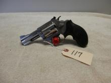 Smith and Wesson Model 60-10 Stainless 357 mag 3 inch Barrel SN: CBD7255