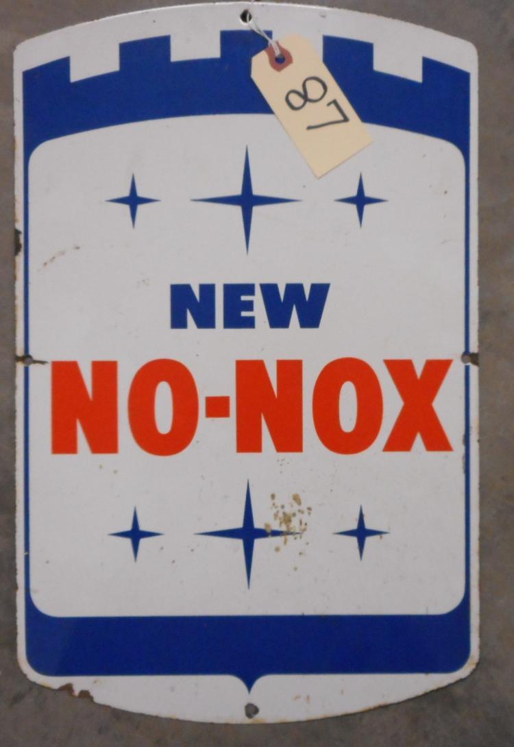 New NO-Nox Sign