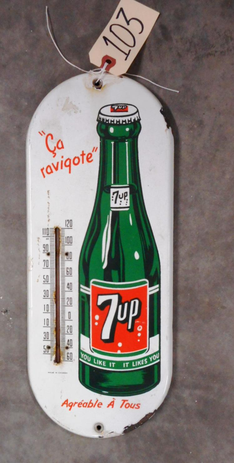 7-UP French Thermometer