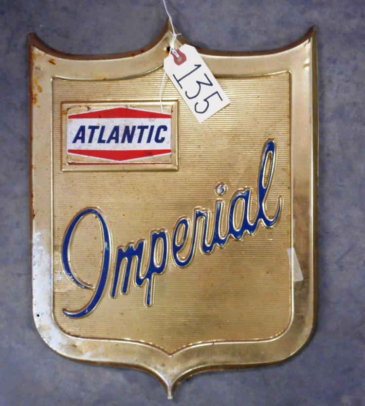 Atlantic Imperial (Red) Sign
