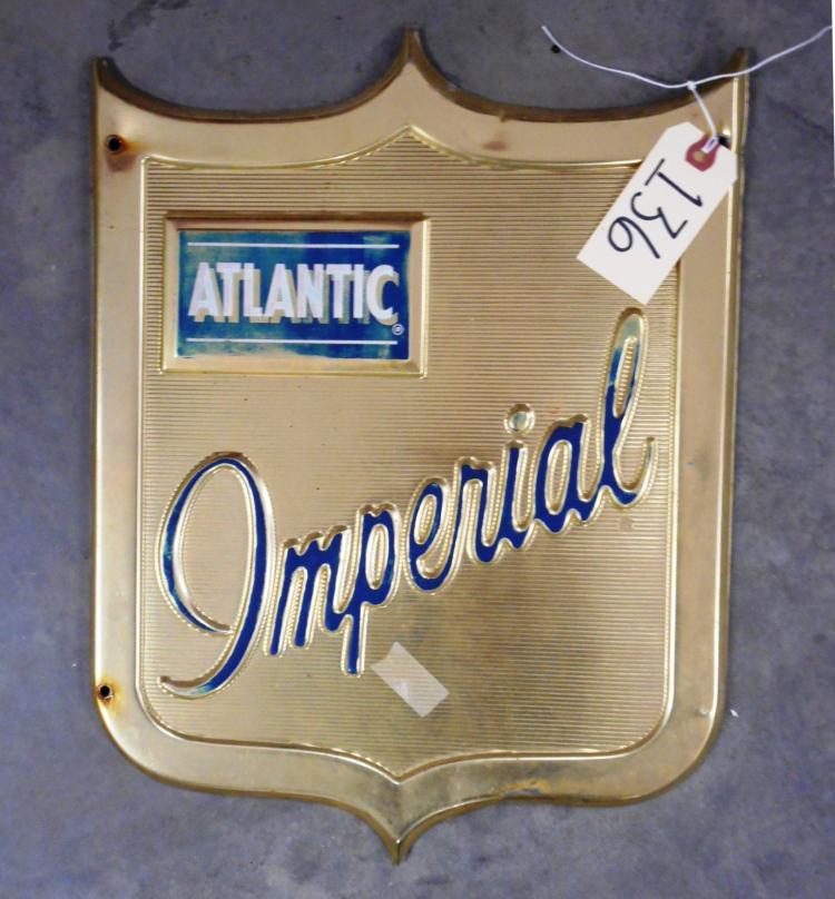 Atlantic Imperial (Blue) Sign