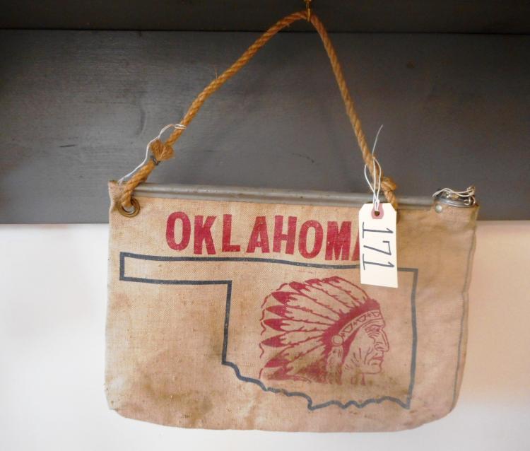Oklahoma Water Bag
