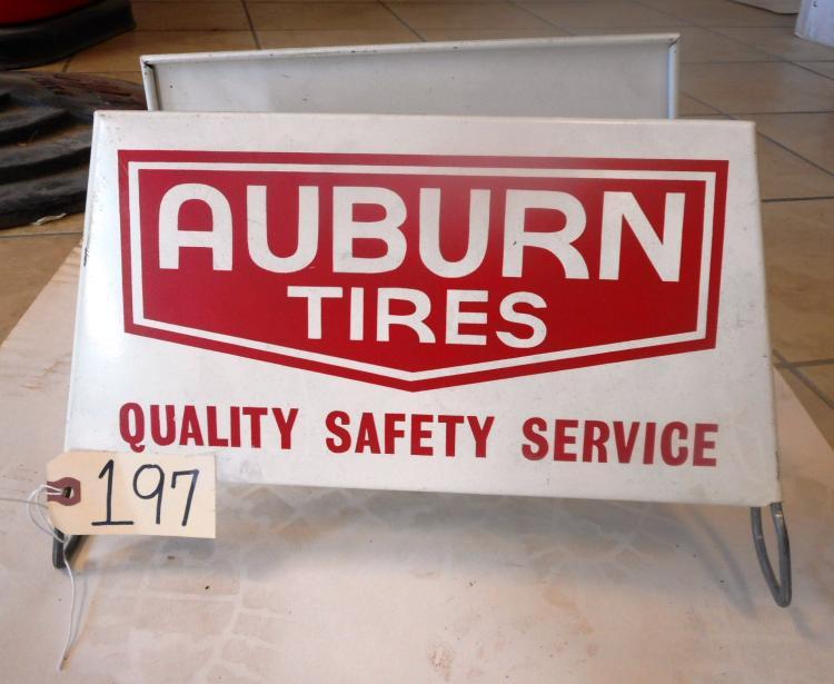 Auburn Tire Rack
