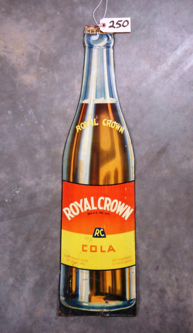 Royal Crown RC Cola Sign