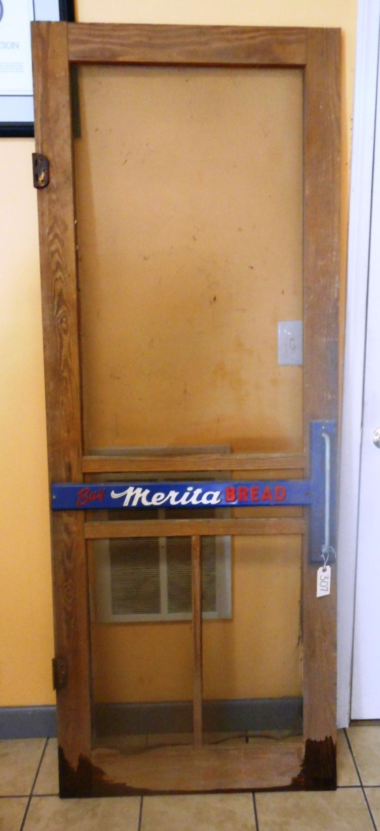 Merita Bread Screen Door