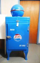 GE Pepsi Cola Ice Box