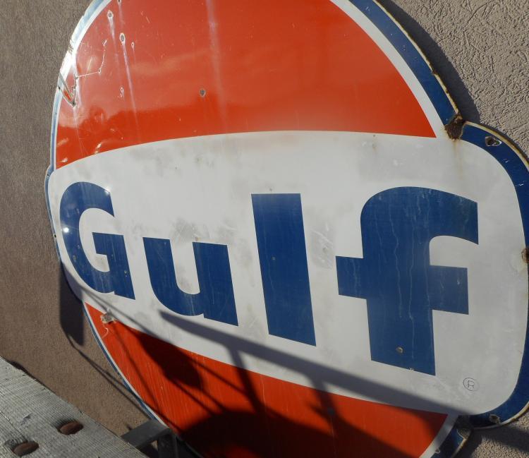 Gulf Wing Sign