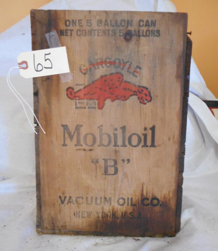 Mobilgas Oil