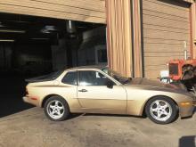 1984 944 Porsche