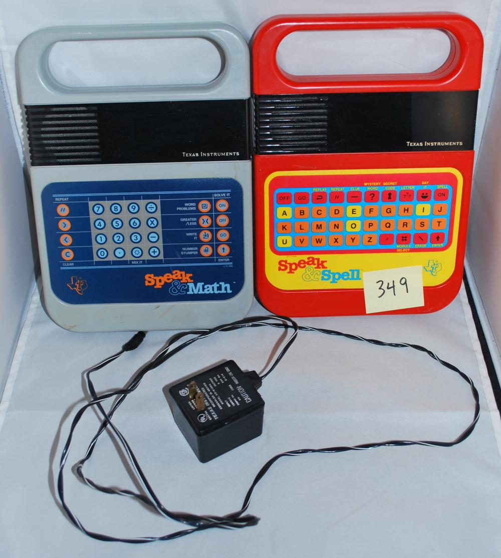 1978 Texas Instruments Speak & Spell
