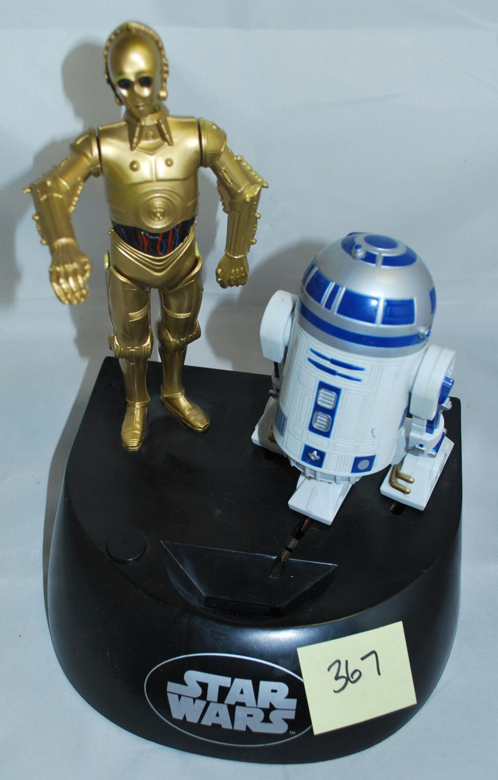 Star Wars R2-D2 & C-3PO Animated Coin Bank