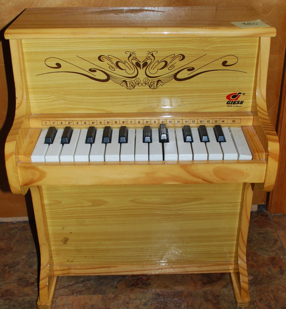 Children's Play Piano