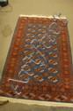 Oriental rug, 4'1
