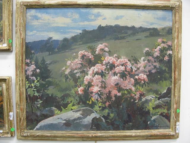 Harry Russell Ballinger (American 1892-1993),