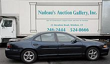 2002 Pontiac Grand Prix 3.8 litre, 6 cylinder, four door sedan, automatic transmission 53,890 miles leather interior and sun r...