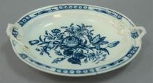 Worcester oval platter (has some chips near handles). 6