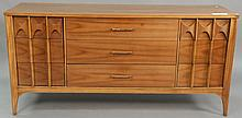 Perspecta long dresser by Kent Coffey, ht. 31in.; lg. 64in.; dp. 19in.