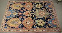 Serapi Oriental carpet. 9'9
