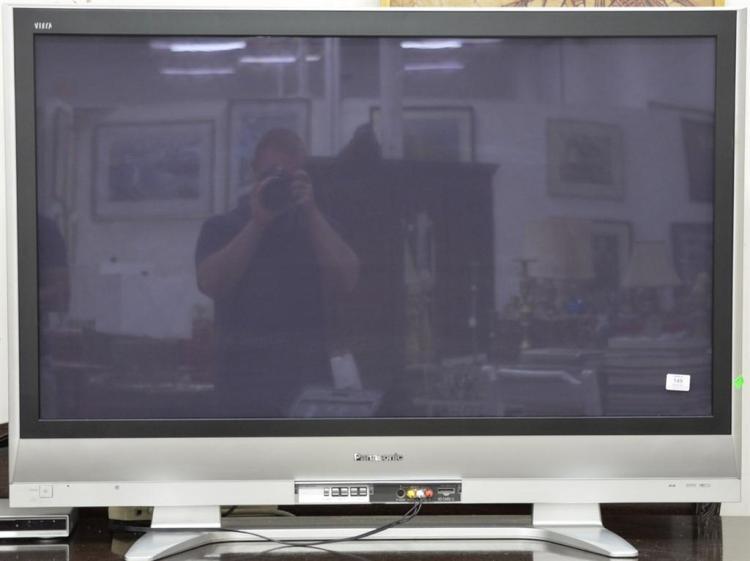 Panasonic Vieta plasma TV, 50inch.