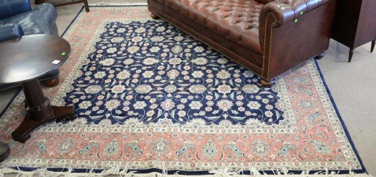 Oriental carpet, 8' x 8'3