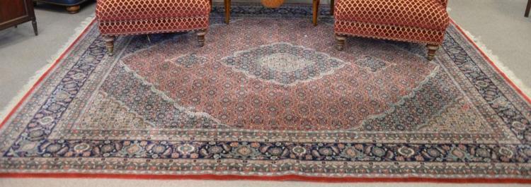 Oriental carpet. 8' x 10'3