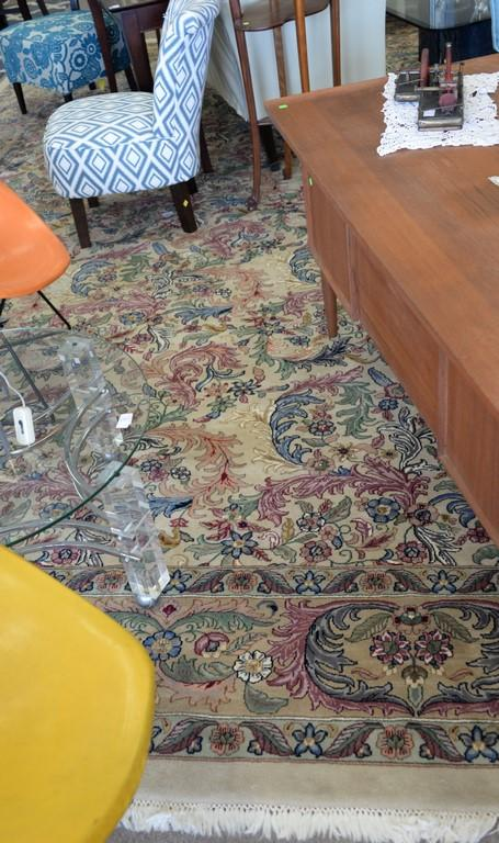 Oriental carpet, 12'2