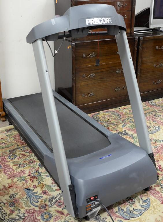 Precor treadmill.