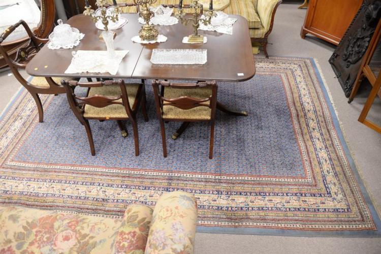 Oriental carpet, 8' x 10'8