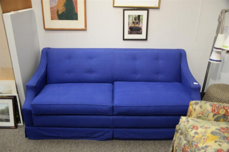 Simmons Hide A Bed Sofa Bed Width 71 Inches Provenance Estate Of