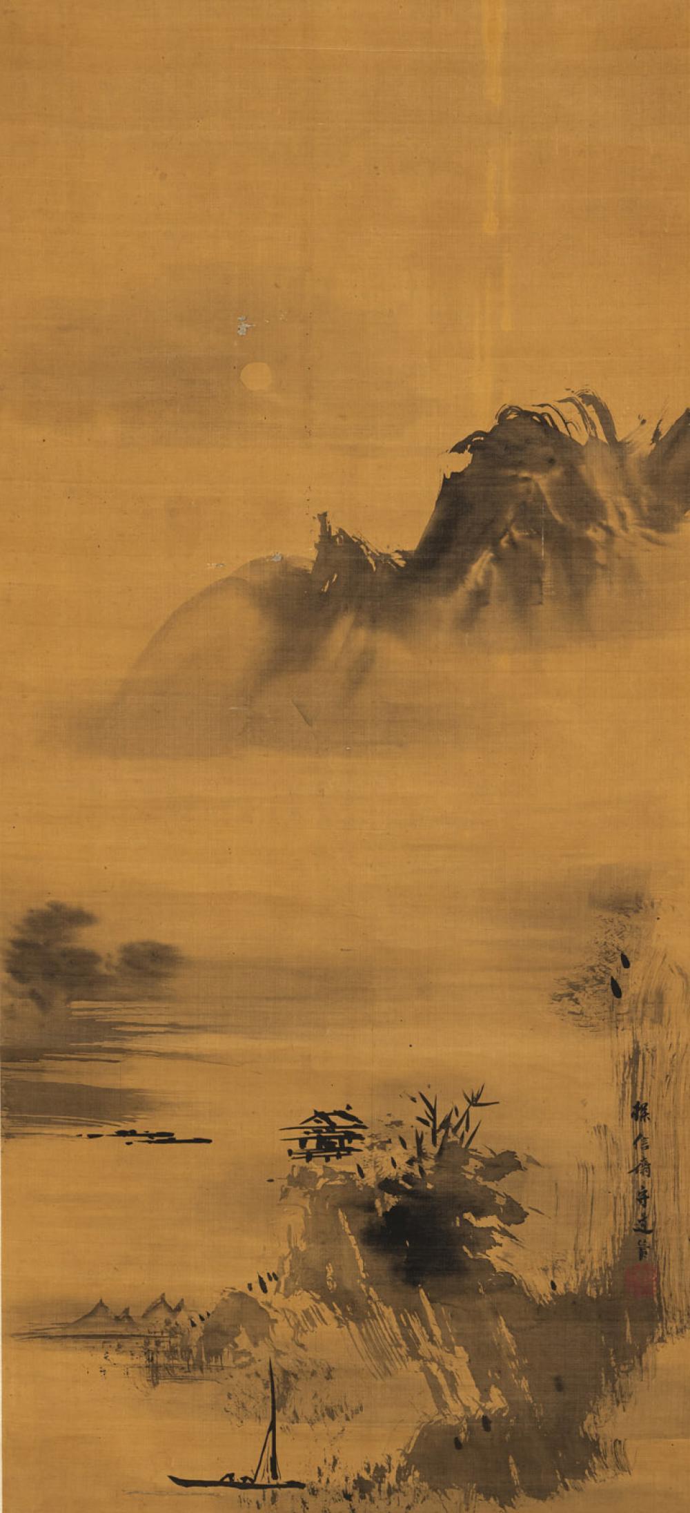 KANO TANSHIN (1785 - 1835)