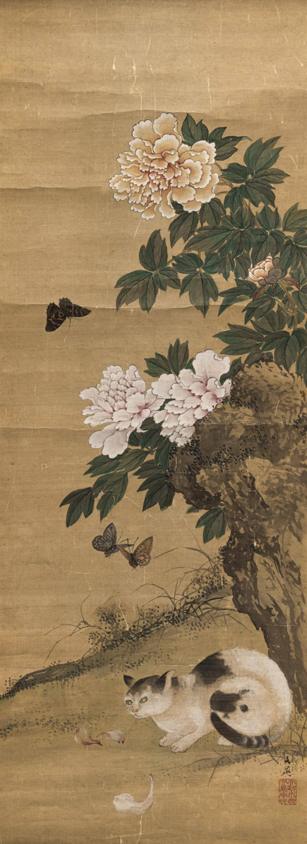 IN THE STYLE OF TANI BUNCHÔ (1763-1840)