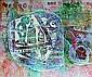 Hasegawa, Shoichi: 3 graphic works: Untitled;
