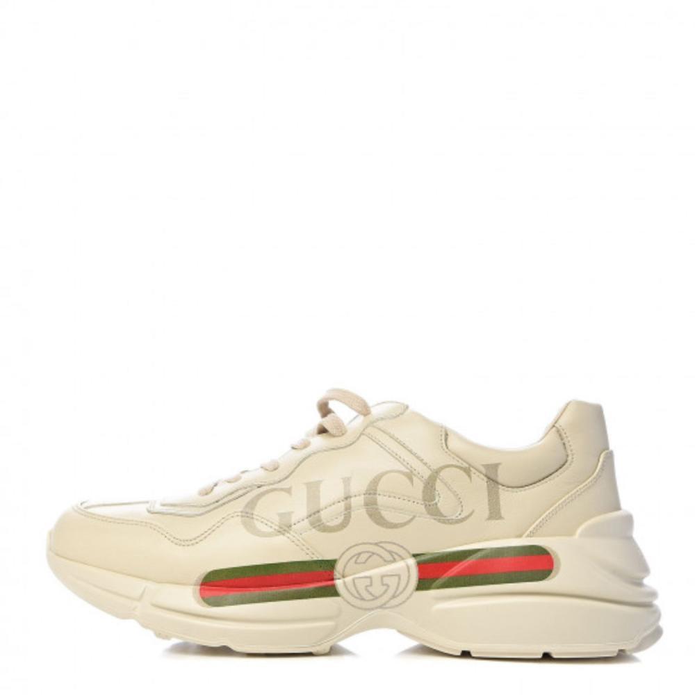 gucci calfskin sneakers