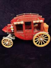 Ghiradelli Chocolate Co. Wooden Wagon
