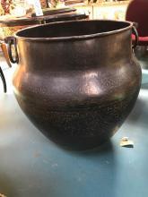 Incised Brass Gangalya Water Storage Vessel