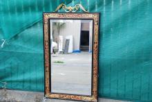 Magnificent Empire Beveled Mirror