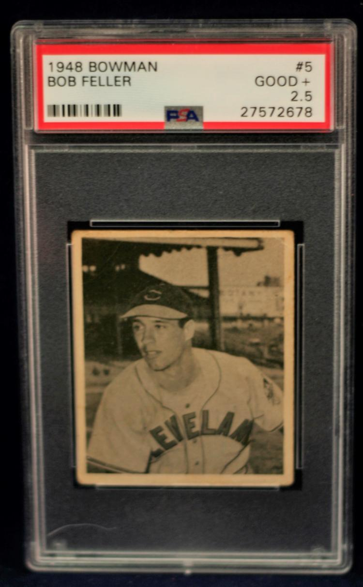 1948 Bowman Baseball Set Wyogi Berra Rookie Stan Musial Ro