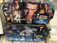 Star Wars Factory Sealed Puzzle sets - Lot of (2) - Mint!