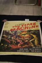 H.G. Wells - The Time Machine Movie Poster