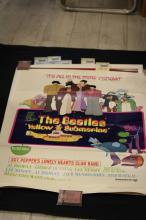 The Beatles Yellow Submarine Poster