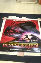 Star Wars - Revenge of the Jedi Poster