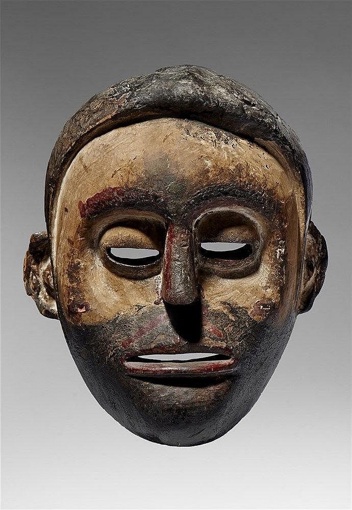 Yombe Mask